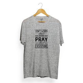 Camiseta Long Beach Pray About 2e2690b5d729f