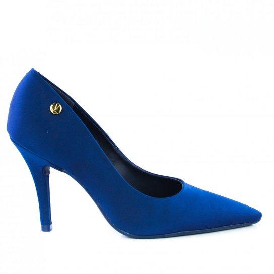 b9de79a5b2 Sapato Scarpin Feminino Cetim Vizzano - Compre Agora