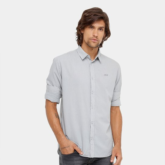 7ac7600190 Camisa Social Colcci Manga Longa Gola Polo Masculina - Compre Agora ...