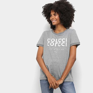 8b0570fadd Camisetas Colcci - Ótimos Preços