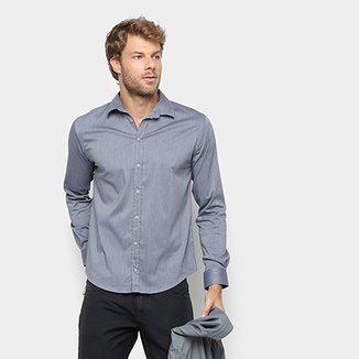 920d984244fe89 Camisas Masculino Cinza | Zattini