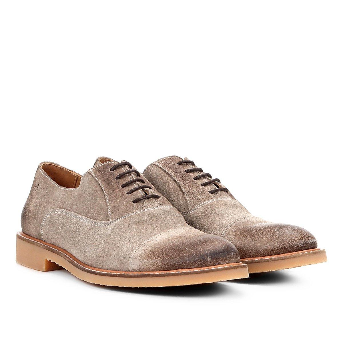 338dc26e8f Sapato Casual Couro Capodarte Uomo