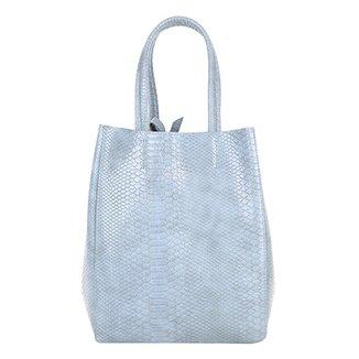 Bolsa Shopping Bag Dupla Face Ellus Feminina b55c9427468