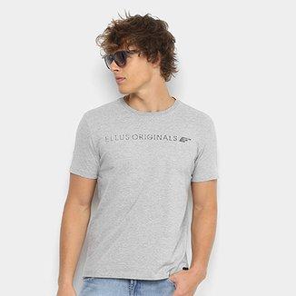 Camiseta Ellus Cotton Fine Originals Asa Classic Masculina d1588c8f6f716