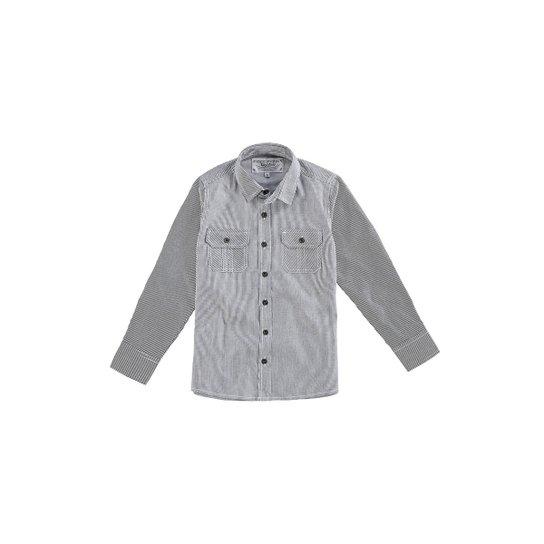 Camisa Infantil Malwee Masculino - Compre Agora   Zattini 13b7dc9a01