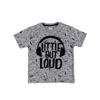 d678129e948d7 Camiseta Infantil Fakini Manga Curta