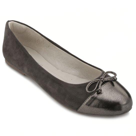 f70985be0 Sapatilha Angela Shoes Sense Feminina - Cinza | Zattini