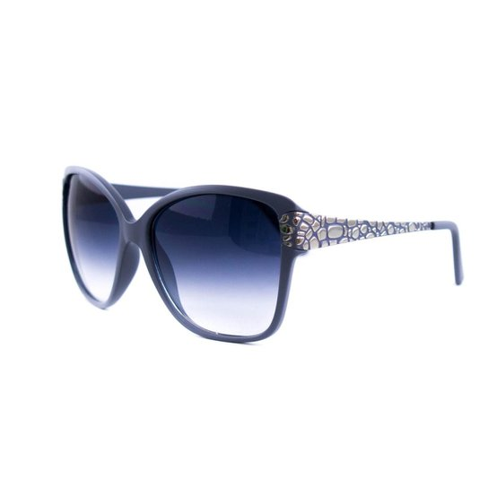 828cb393a Óculos De Sol Atitude Feminino - Cinza   Zattini