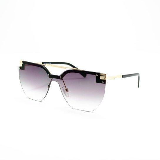 8e97a1471 Óculos De Sol Atitude - Cinza   Zattini