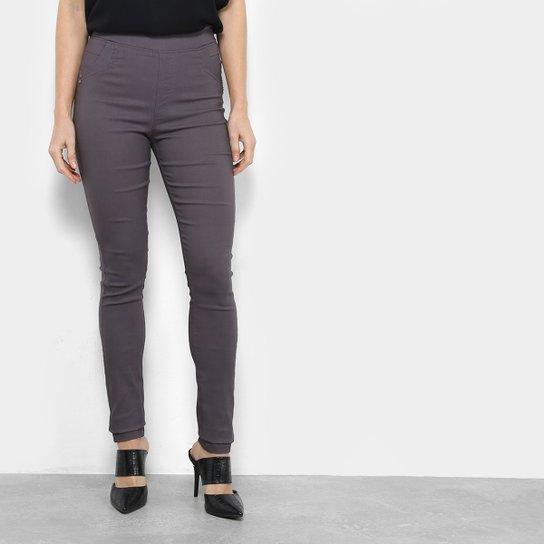 7afbd2159 Calça Skinny Mixxon Bengaline Cintura Alta Feminina - Compre Agora ...