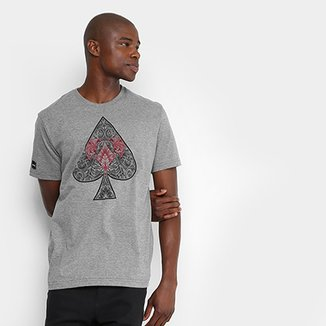 Camiseta MCD Naipes Masculina 57da627935140