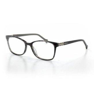 5167757c6d655 Armação De Óculos De Grau Cannes 1-128 T 53 C 06 Feminino