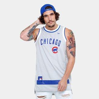 Camiseta Regata Kappa Santos Deck 2016 · Camiseta Regata New Era MLB  Basketball Chicago Cubs ed4045d4636e3