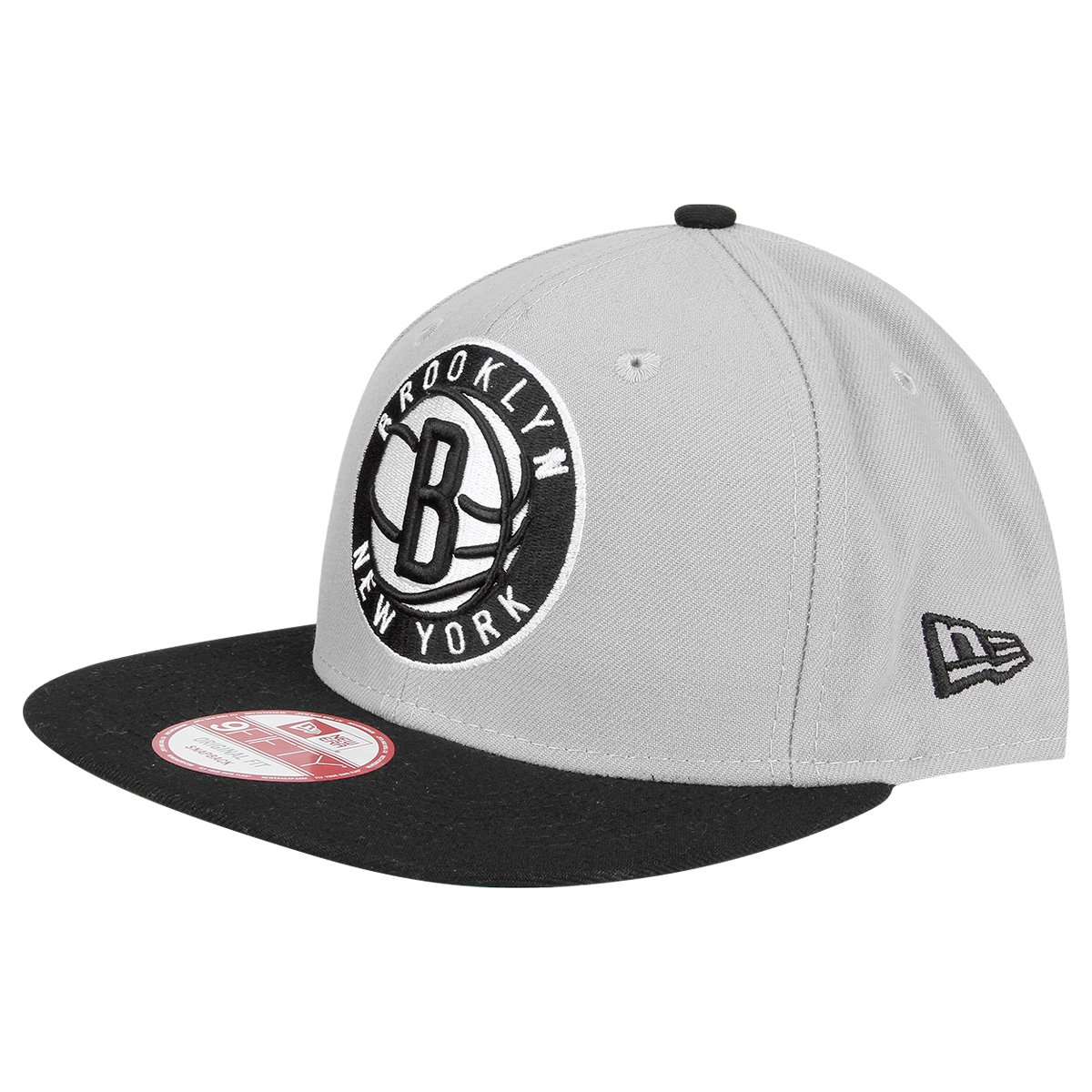 Boné New Era 950 Of Sn NBA Two Tone Brooklyn Nets 8b2a19f88fb