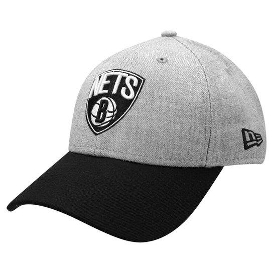 Boné New Era NBA 940 Hc Sn Heather Brooklyn Nets - Compre Agora ... d84c28312bf