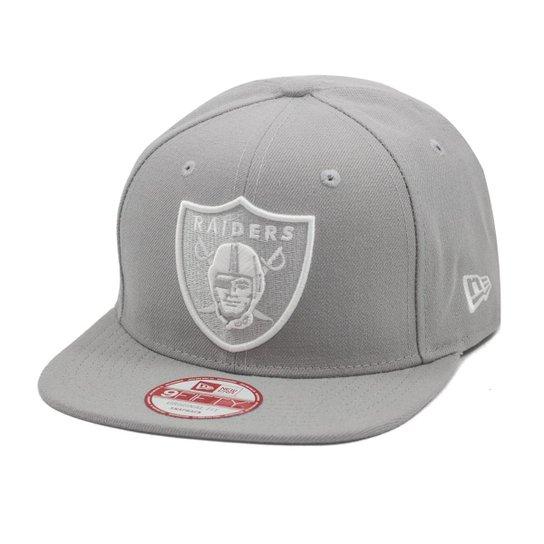Boné New Era Snapback OF Oakland Raiders NFL - Compre Agora  bef77187464