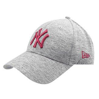 6e7c0fe7c4 Boné New Era MLB New York Yankees Aba Curva 940 St Lic1023 Su17