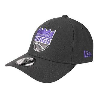 Boné New Era NBA Sacramento Kings Aba Curva 940 SN Primary Otc 558fa7a871a
