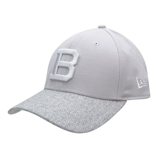 Boné New Era MLB Brooklyn Dodgers Aba Curva Brododco - Compre Agora ... b6676ddca86