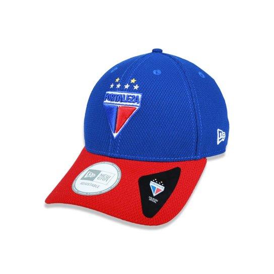 e7c37b0f7 Bone 940 New Era Fortaleza Futebol Aba Curva Snapback - Azul Royal