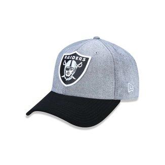 Boné 940 Oakland Raiders NFL Aba Curva Snapback New Era 17b6789559055