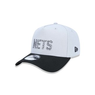 Boné 940 A-frame Brooklyn Nets NBA Aba Curva New Era 336addec51de3