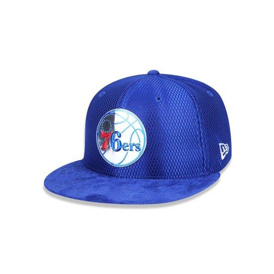 Boné 950 Philadelphia 76ers NBA Aba Reta Snapback New Era - Compre ... d32d259fc13