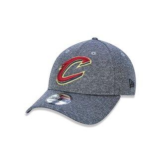 372319a55a449 Boné 940 Cleveland Cavaliers NBA Aba Curva Strapback New Era