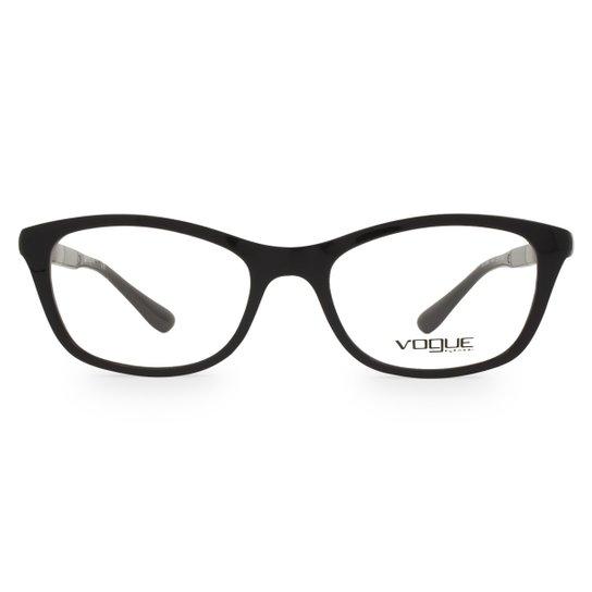 7e952264d45fd Armação Óculos de Grau Vogue Astral VO2969 W44-52 - Compre Agora ...