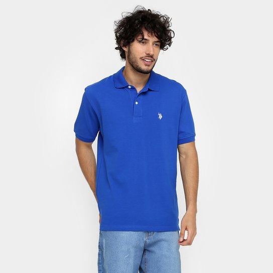 d3842f6150 Camisa Polo U.S. Polo Assn Piquet Bordada - Compre Agora
