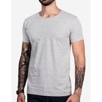 Camiseta Hermoso Compadre Básica Mescla Escuro Mas 6e135cbd85ef