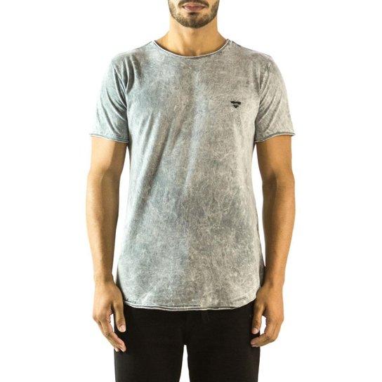 96770ce403 Camiseta Longline Curve Brohood Marmorizada Masculina - Compre Agora ...