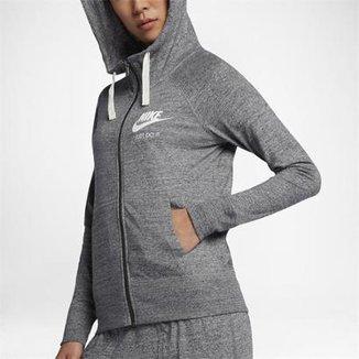 e4df21eb77d Jaqueta Nike Sportswear Gym Vintage Feminina