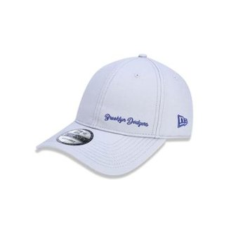 Boné 920 Brooklyn Dodgers MLB Aba Curva Strapback New Era 6f983377edf