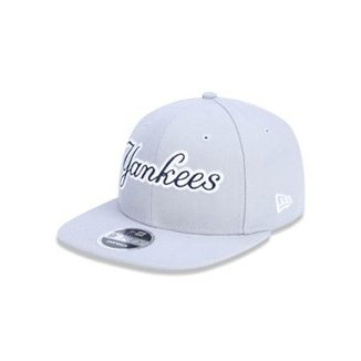 ff8a5b541fe4c Boné 950 Original Fit New York Yankees MLB Aba Reta Snapback New Era
