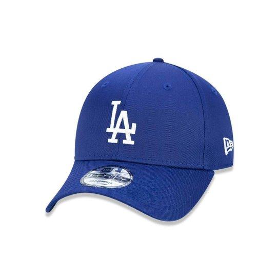 Boné 940 Los Angeles Dodgers MLB Aba Curva Snapback New Era - Compre ... e467483389c