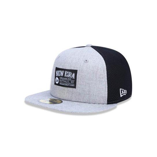 Boné 5950 Branded Aba Reta New Era - Compre Agora  9778fafab61