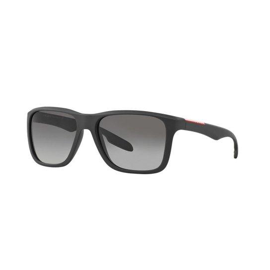 Óculos de Sol Prada Linea Rossa PS 04OS - Compre Agora   Zattini f292ead6b3