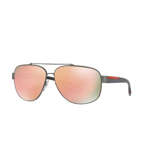Óculos de Sol Prada Linea Rossa PS 58QS - Compre Agora   Zattini 99f4bafa84