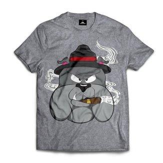 336e0d8268a Camiseta Skill Head Bulldog