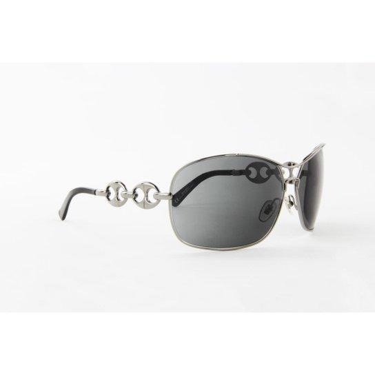 Óculos de Sol Gucci Armação em Metal Lente - Compre Agora   Zattini dbb619dc25