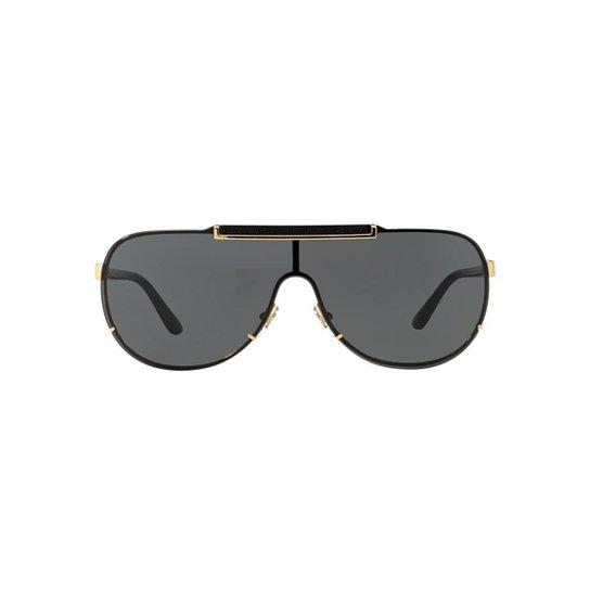 Óculos de Sol Versace Piloto VE2140 Masculino - Compre Agora   Zattini 006d2ba42d