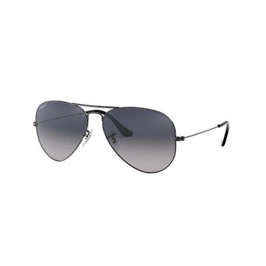 ea6f08829643f Óculos de Sol Ray-Ban RB3025 Aviator Gradiente - Compre Agora   Zattini