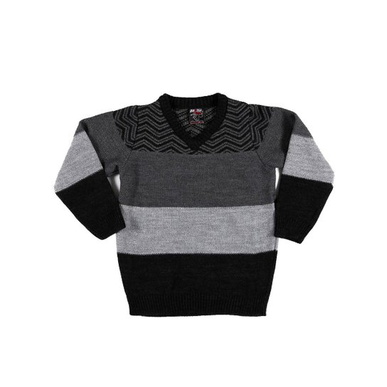 Suéter Infantil Pakka Boys Masculino - Compre Agora   Zattini ac7c458e12