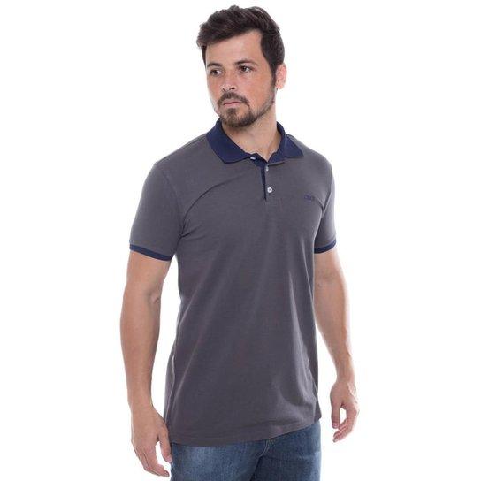 e576e0acd4 Camisa Polo Osmoze Contraste Masculina - Compre Agora