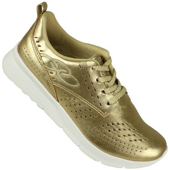 1d0b508a4 Tênis Olympikus Happy 348 - Ouro