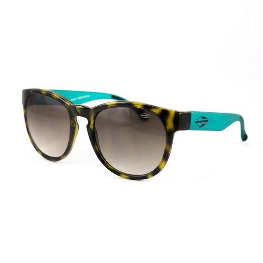 074b31a6ede19 Óculos de Sol Mormaii Ventura - Marrom e Verde - Compre Agora