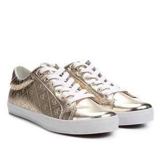 b85a7af86 Tênis Colcci Feminino Dourado - Calçados