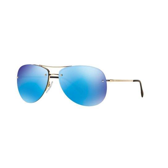 Óculos de Sol Prada Linea Rossa PS 50RS - Compre Agora   Zattini a351dea72e