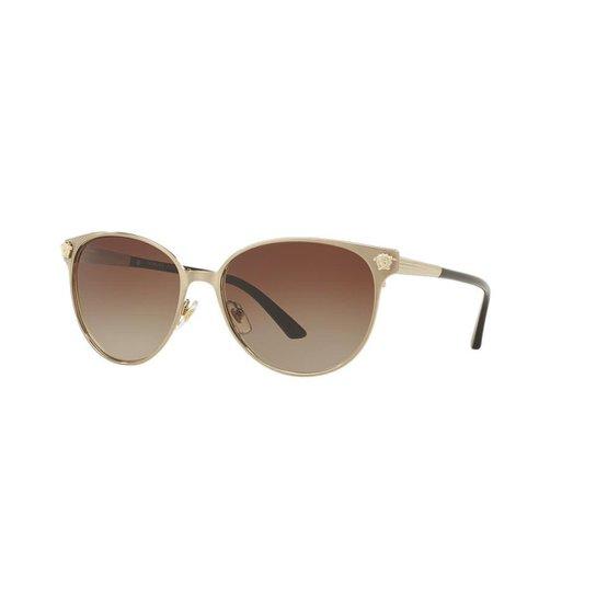 Óculos de Sol Versace VE2168 - Compre Agora   Zattini a56e0f4f40